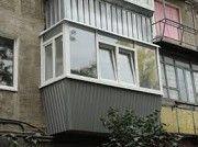 Ремонт балконов, расширение, реконструкция, монтаж Харьков