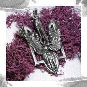 Срібний кулон «Вісник» Киев