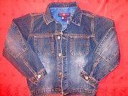 Джинсовая куртка RJ на мальчика, р.152,идеальное состояние Пирятин