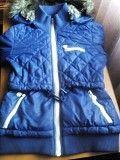 Красивая куртка для девочки подростка, Kiss therapy Пирятин