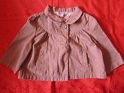 Куртка,ветровка,пальто,болеро 3- 6 лет,отличное состояние Пирятин