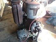 Мотор бензиновый 50 см куб привод на шкив Сумы