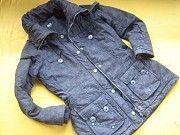 Фирменная стильная куртка,осень-тёплая зима Пирятин