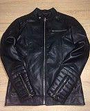 Кожаная куртка Борисполь