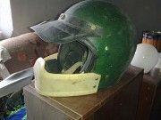 Шлем мотоциклетный ссср Дружковка