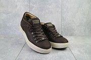 Мужские ботинки кожаные зимние коричневые Zangak 903 кор-кр+беж Мелитополь