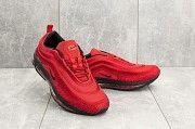 Мужские кроссовки текстильные весна/осень красные Ditof A 345 -8 Мелитополь