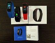 Фитнес браслет Xiaomi Mi Band3 реплика, часы Киев