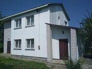 Двухэтажный кирпичный дом, в пригороде Киева Васильков