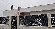 Металлические заборы различных форм Мариуполь