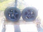 Продам комплект колёс R15 на легкосплавных дисках Бровары
