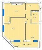 2-комнатная квартира для комфортной жизни! Одесса