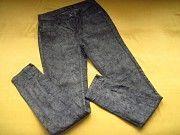 Фирменные стильнючие джинсы штаны под рептилию,отличное состояние Пирятин