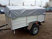 Купить легковой одноосный прицеп недорого Днепр-230х130 от завода! Котовск