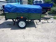 Легковой одноосный прицеп Днепр-210х130 от производителя с доставкой! Шостка