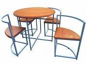 """Набор обеденный """"Фаворит"""" стол круглый обеденный со стульями. Мелитополь"""