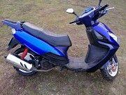 Продам скутер VIPER STORM с регистрацией. Винница
