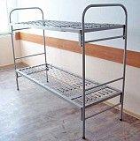 Ліжко армійське двоярусне розкладне типу А Коростень