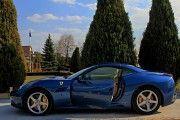 Прокат кабриолета Ferrari California с водителем в Киеве Киев