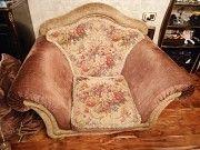 Перетяжка всех видов мягкой мебели: диван, кресло, софа,ремонт,рестоврация Київ