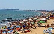 Сдается жилье на летний период, на берегу Азовского моря. Геническ