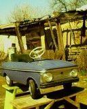 педальная машина из СССР Славянск