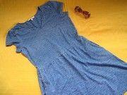Фирменное платье под джинс Next, р.14, Камбоджа Пирятин