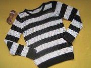 Трендовый ажурный свитер кофточка,H&M,р.158-164 на 12-14 лет,Камбоджа Пирятин