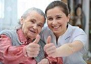Ищу сиделку для пенсионерки Помошная