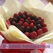 Вкусный и оригинальный букет из клубники . Сладкий подарок боссу Киев