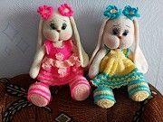 Вязані іграшки крючком Миргород