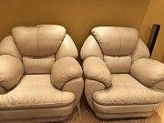 кресла кожаные продам (натуральная кожа) Киев