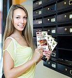 Распространение листовок по почтовым ящикам Киев