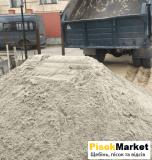 Купити пісок ціна за тонну 210грн Луцьк Луцк