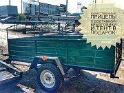 Купить новый прицеп Днепр-200 и другие модели легковых прицепов Пологи
