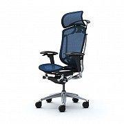 Офисные Кресла OKAMURA CONTESSA II Sekonda Dark blue - темно синий Киев