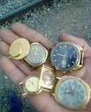 Куплю часы в жёлтом корпусе ссср Березань