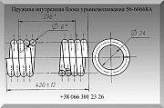 Пружина внутренняя блока уравновешивания 56-60668А Полтава
