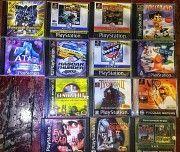 Продам игры в хорошем состоянии на Sony PlayStatyon 1 / PS1 / PSOne Одесса