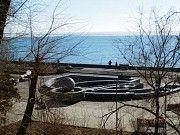 Квартира у моря по ул.Горького,45.Вид на море(50 метров).Набережная города. Бердянск