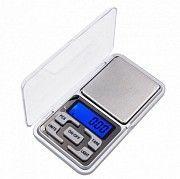Карманные ювелирные электронные весы до 500 грамм Киев