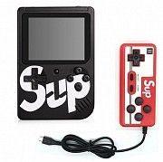 Игровая консоль приставка с дополнительным джойстиком dendy SEGA 168 игр 8 Bit SUP Game черный Кривой Рог