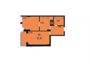 Предлагаем к продаже 2-х комнатную квартиру с панорамным остеклением Одесса