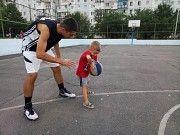 Баскетбол для детей - персональный тренер Одесса