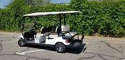 Гольфкар (гольф кар, гольф-кар, машина для гольфа) электрический LVTONG LT-627.4+2 Дніпро