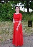 Платье Красный Лиман