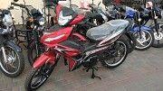 Мотоциклы дорожные, Мотоцикл Forte FT125-FA Бердичев