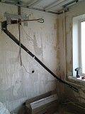 Штробление стен под кондиционирование (бетон,кирпич) Харьков Харьков