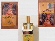 Credo Беларуское производство - оптовая продажа сигарет Житомир