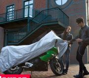 Чехол для мотоцикла,скутера,моточехол,140 240 см от воды пыли солнца Северодонецк